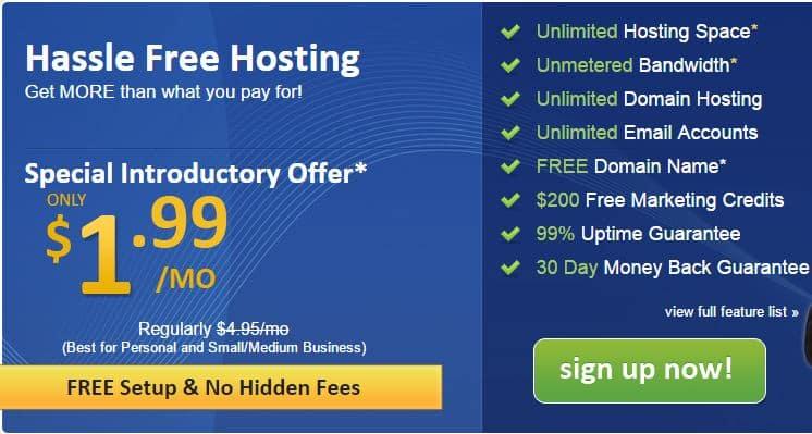 WebHostingPad Promo Code