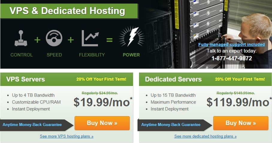 iPage dedicated server coupon
