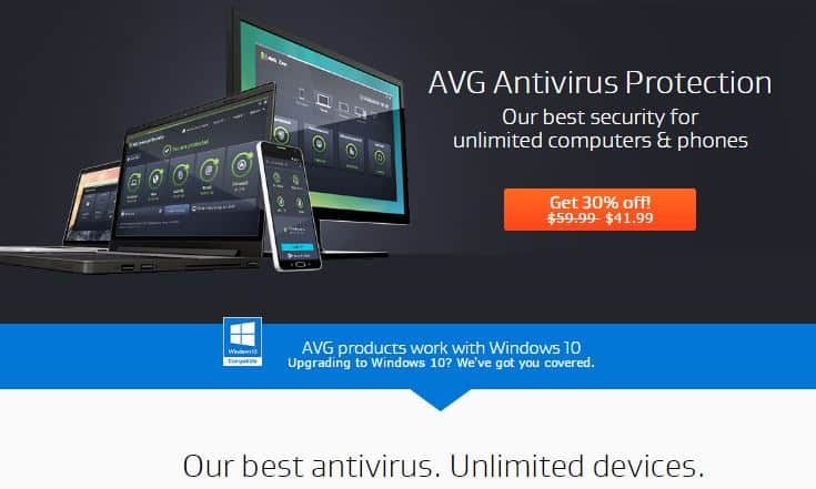 AVG Coupon Code
