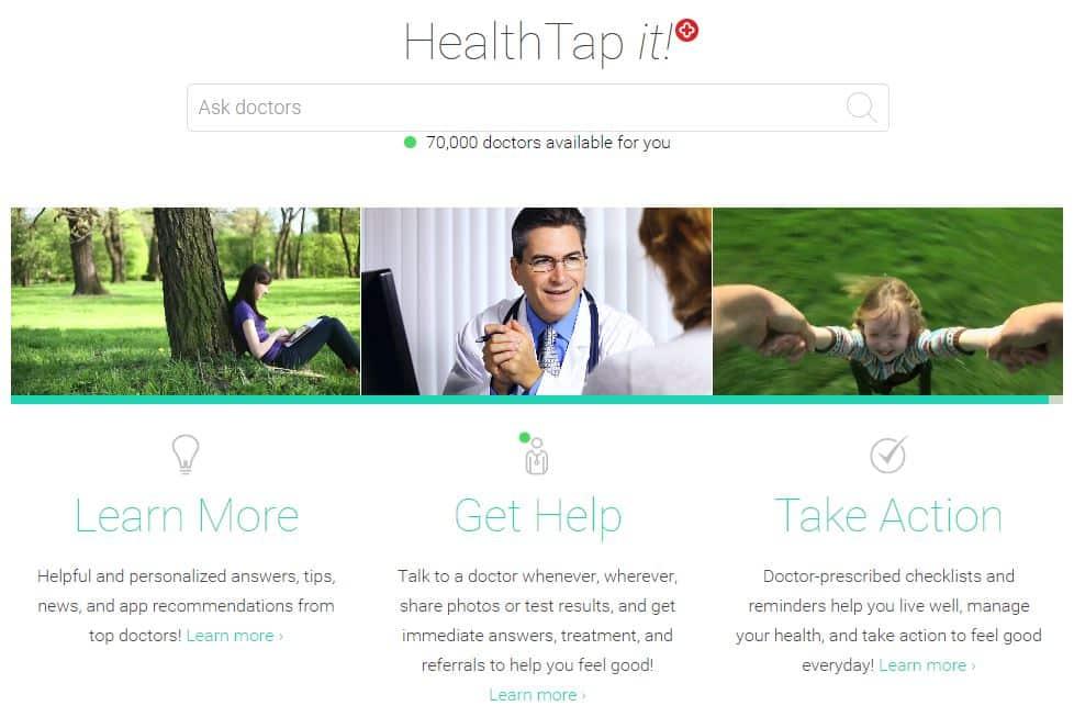 Healthtap Coupon