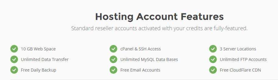 Siteground reseller hosting coupon