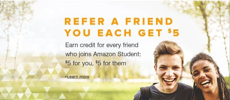 free Amazon Prime giftcard referral