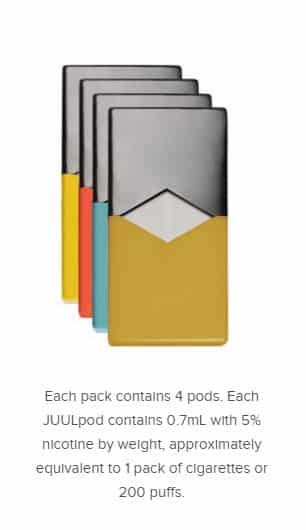 JUUL pods coupon