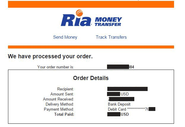 Ria Money Transfer Review And Free 20 Amazon Giftcard