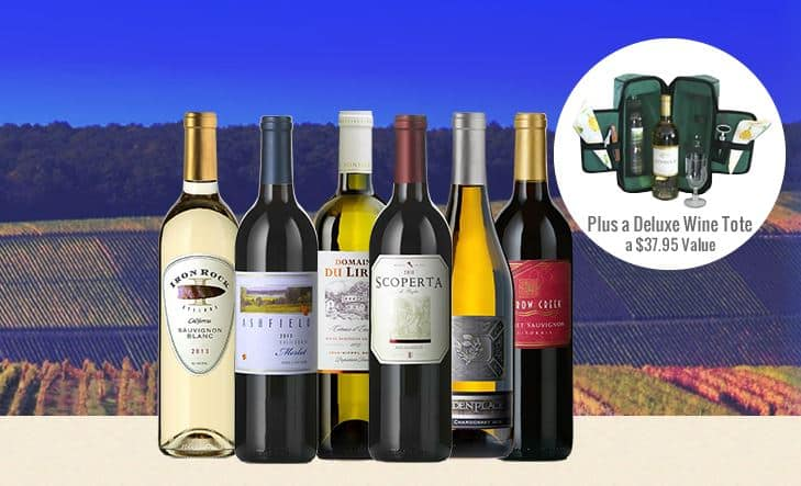 Vinesse Promo Code Save 109 On Your Wine Order
