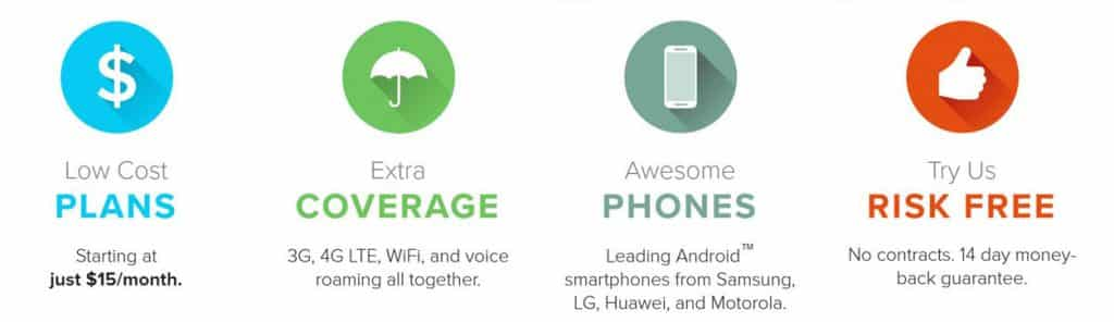 Benefits of using Republic Wireless