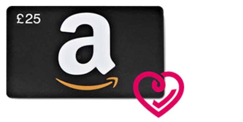 Three promo code Amazon giftcard
