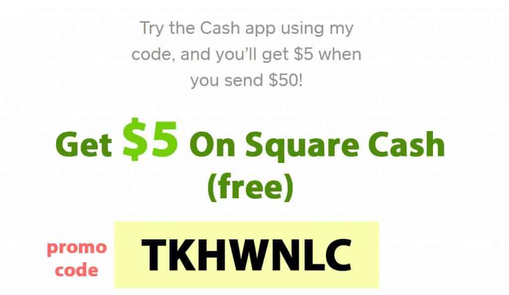 Square coupon code