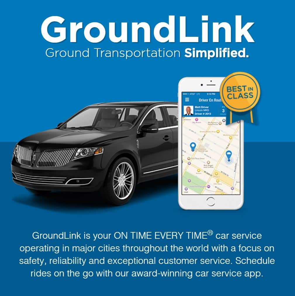 GroundLink Promo Code for free $25 credits!