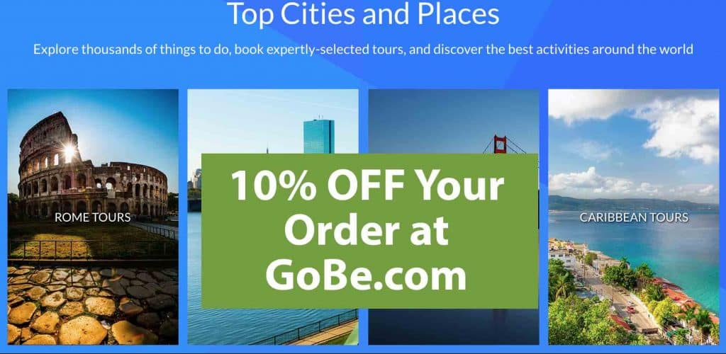Gobe promo code
