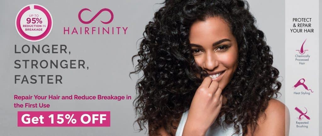 Hairfinity promo code