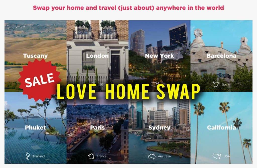 love home swap promo code