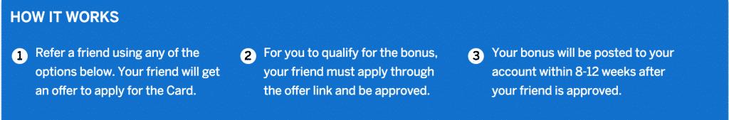 Amex blue cash everyday referral
