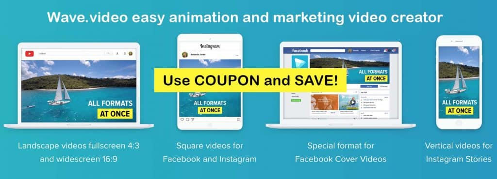 Animatron Wave.video promo code