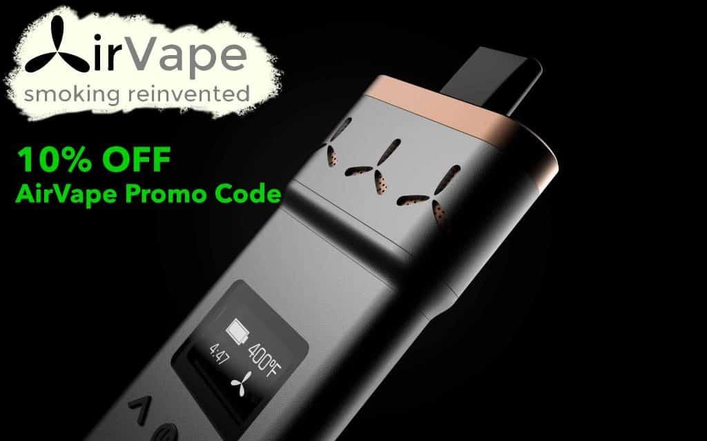 airvape promo code