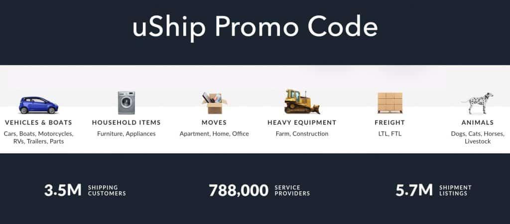 uShip promo code
